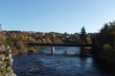 River Spey and Craigellachie