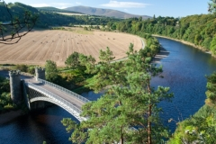 River Spey and Telford's Bridge